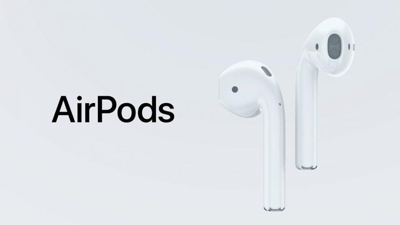 écouteurs airpods